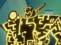 Warlock's Life Mate (Earth-92131) from X-Men- The Animated Series Season 5 1 002