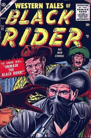 Western Tales of Black Rider Vol 1 31