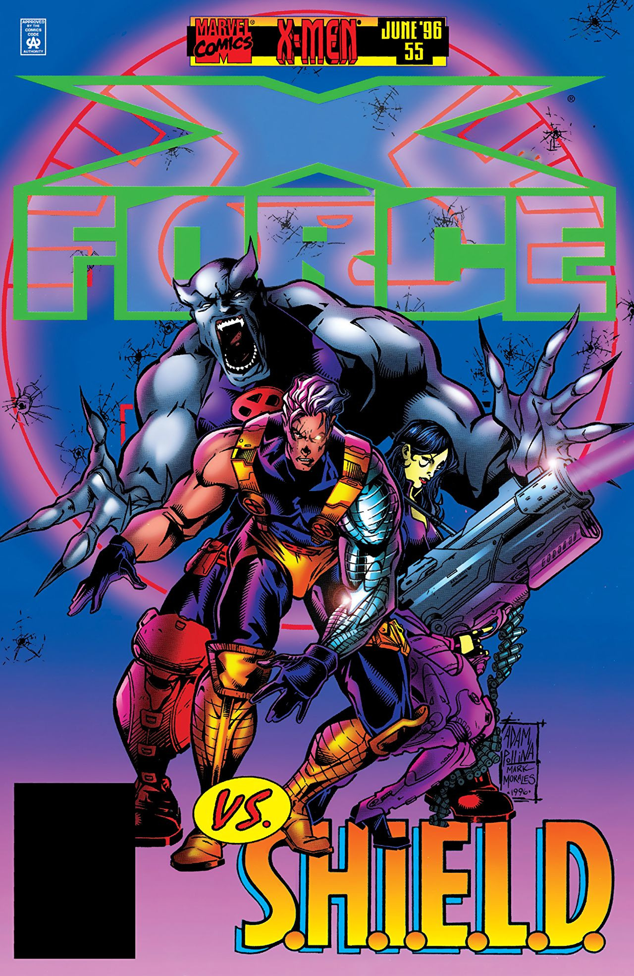 Marvel X Force