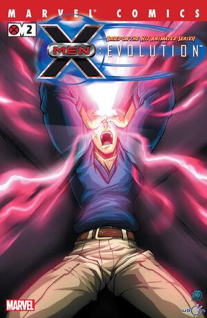 X-Men Evolution Vol 1 2