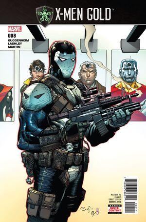 X-Men Gold Vol 2 8
