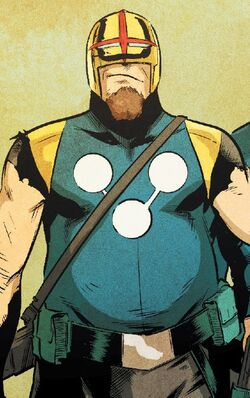 Xian (Nova Corps) (Earth-616) from Guardians of the Galaxy Vol 1 148 001
