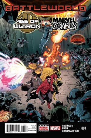 Age of Ultron vs. Marvel Zombies Vol 1 4