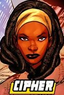 Alisa Tager (Earth-616) from Young X-Men Vol 1 12 001