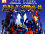 All-New Official Handbook of the Marvel Universe A to Z: Update Vol 1 1