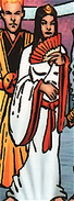 Amaterasu (Earth-616) from Thor & Hercules Encyclopaedia Mythologica Vol 1 1 0001