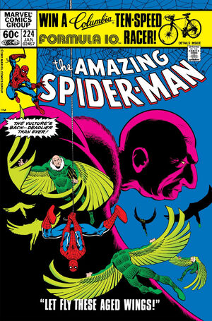 Amazing Spider-Man Vol 1 224