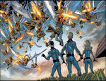 Angels (Monotheism) from Fantastic Four Vol 1 510 001