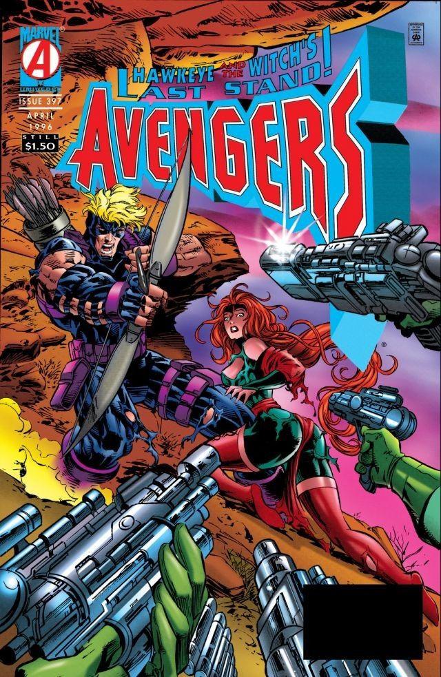 Avengers Vol 1 397