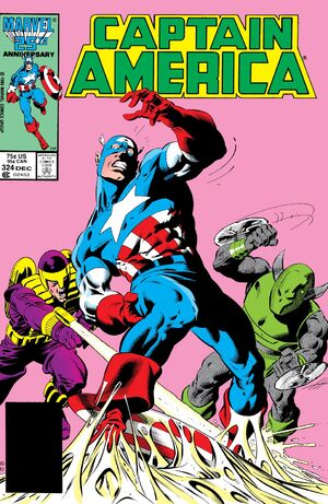 Captain America Vol 1 324