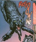 Charlie (Cat) (Earth-616) from Howard the Duck Vol 3 1 0001