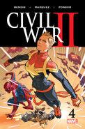 Civil War II Vol 1 4