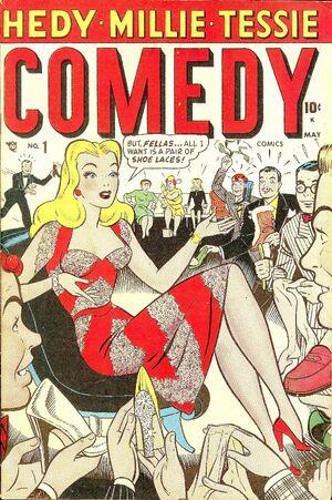 Comedy Comics Vol 2 1