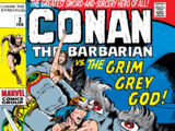 Conan the Barbarian Vol 1 3