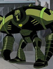 Dreadnought (Robot) from Avengers Micro Episodes Iron Man Season 1 1 001
