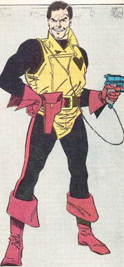 Duvid Fortunov (Earth-616) from Official Handbook of the Marvel Universe Vol 2 4 0001