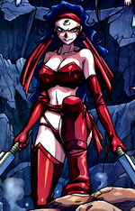 Elektra Natchios (Earth-2301) from New Mangaverse The Rings of Fate Vol 1 2 0001