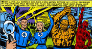 Fantastic Four (Earth-616) from Fantastic Four Vol 1 9 0001