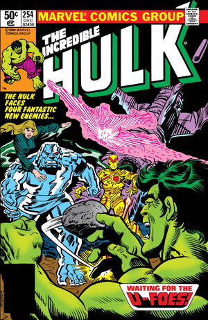 Incredible Hulk Vol 1 254