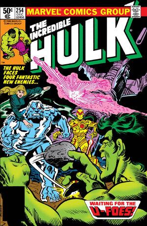 Incredible Hulk Vol 1 254