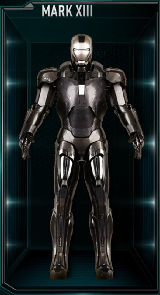 Iron Man Armor Mk Xiii Earth 199999 Marvel Database Fandom