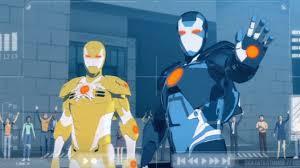 Iron Man Armored Adventures Season 2 5