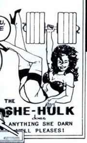 Jennifer Walters (Earth-Unknown) from Sensational She-Hulk Vol 1 50 0005