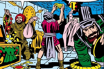 King's Solomon Tomb from Black Panther Vol 1 1 001