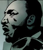 Martin Luther King Jr. (Earth-1610) Ultimates Annual Vol 1 2