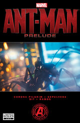 Marvel's Ant-Man Prelude Vol 1 2