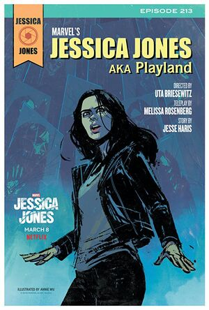 Marvel's Jessica Jones Season 2 13