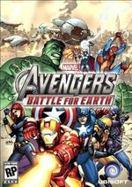 Marvel Avengers Battle For Earth