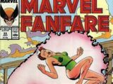Marvel Fanfare Vol 1 33