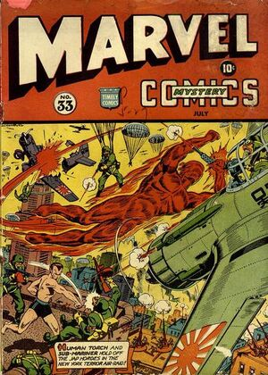 Marvel Mystery Comics Vol 1 33