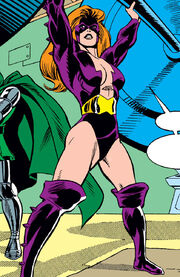 Mary MacPherran (Earth-616) from Web of Spider-Man Vol 1 59 0001