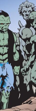 Morlocks (Earth-1298) from Mutant X Vol 1 9 0001