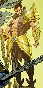 Namor (Earth-20329) from X-Treme X-Men Vol 2 1 0001