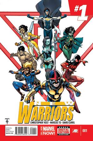 New Warriors Vol 5 1