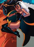 Ororo Munroe (Earth-616) from X-Men Legacy Vol 2 4 Ferry Variant Cover
