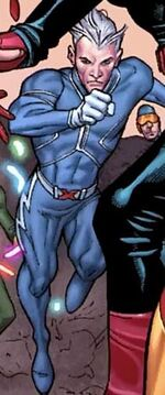 Pietro Maximoff (Earth-98193) from What If X-Men Deadly Genesis Vol 1 1 0001
