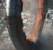 Q-Ship from Avengers Infinity War 002