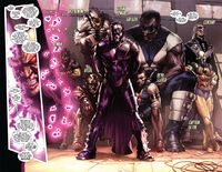 Revengers (Earth-616) from New Avengers Annual Vol 2 1 0001