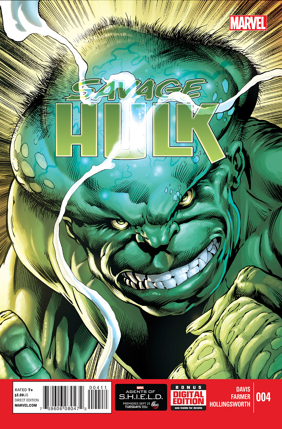 Savage Hulk Vol 2 4