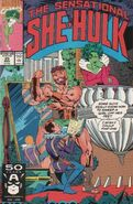 Sensational She-Hulk Vol 1 25