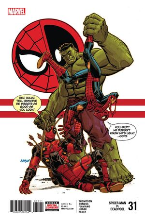 Spider-Man Deadpool Vol 1 31