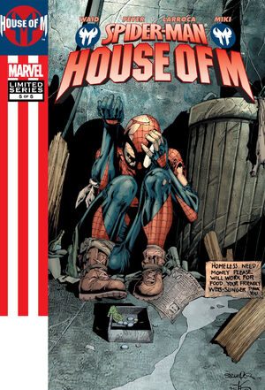 Spider-Man House of M Vol 1 5