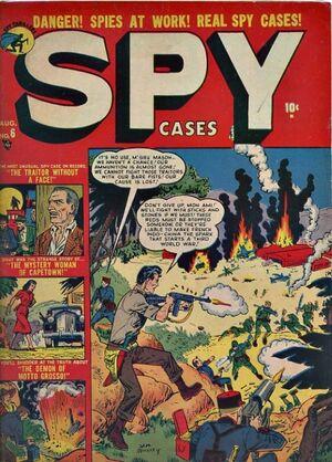 Spy Cases Vol 1 6