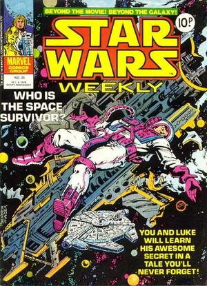 Star Wars Weekly (UK) Vol 1 35