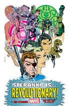 Steranko is… Revolutionary! Vol 1 1