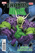 Thanos vs. Hulk Vol 1 4